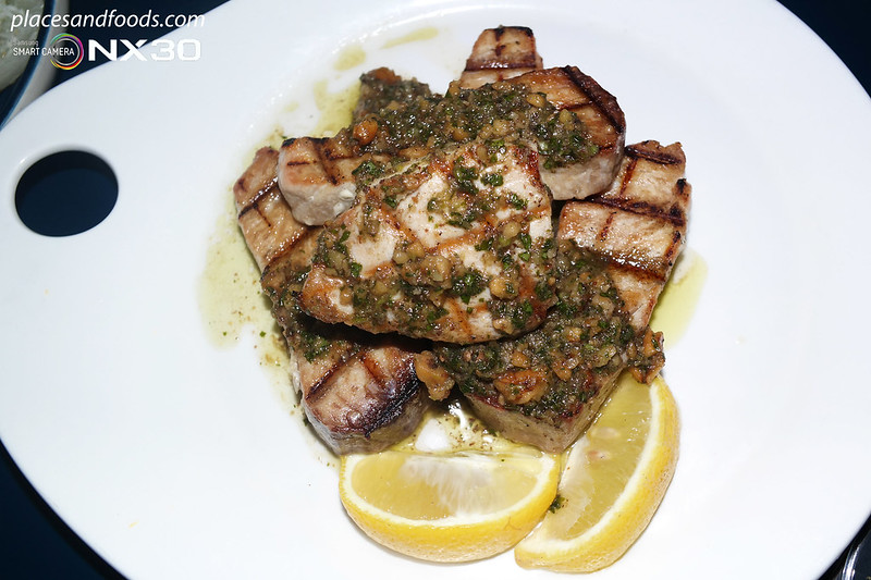 gazi grilled fish