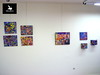 Exposition de Tarek à l'atelier 17