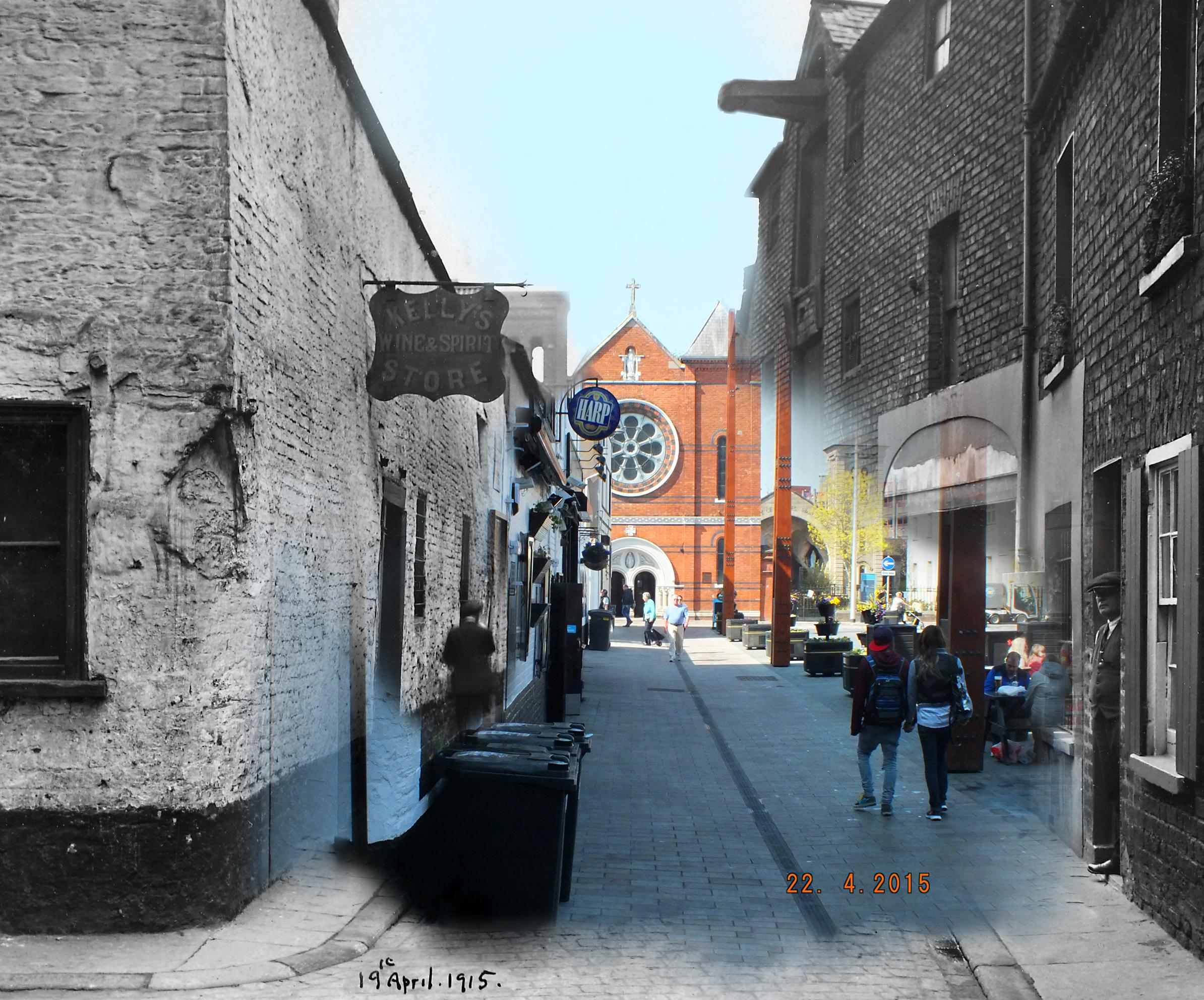 Bank Street-Chappel, Belfast