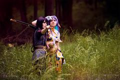 Yuri Lowell & Judith (Tales of Vesperia)