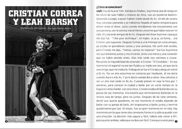 Revista Punto Tango Mayo 2016
