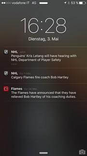Hartley fired!