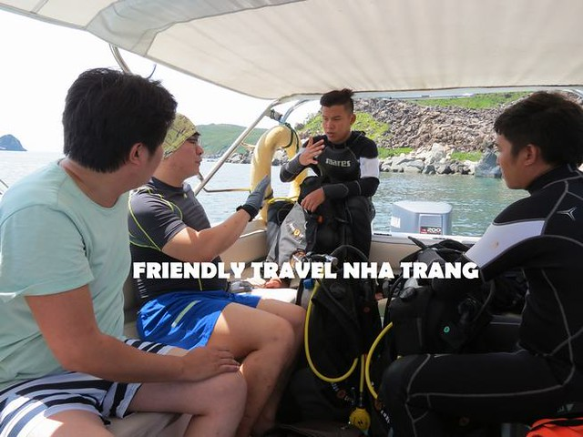 Private Diving Tour
