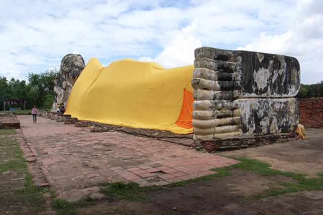 2007092012 - Ayutthaya(Wat Lokayasutharam)