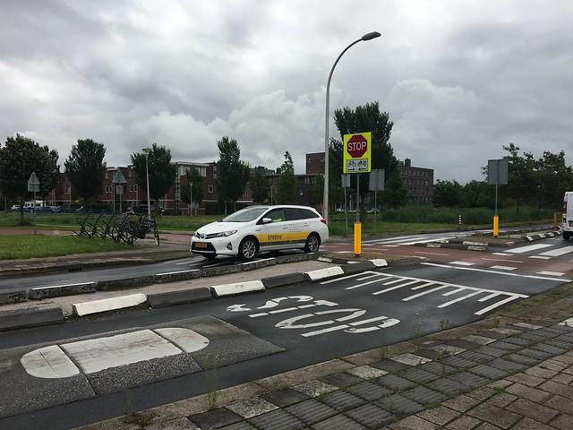 highway crossing