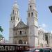 Campeche, Catedral de la Concepción. por helicongus