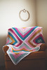 Granny Four Square, laid out by Lisa | goodknits