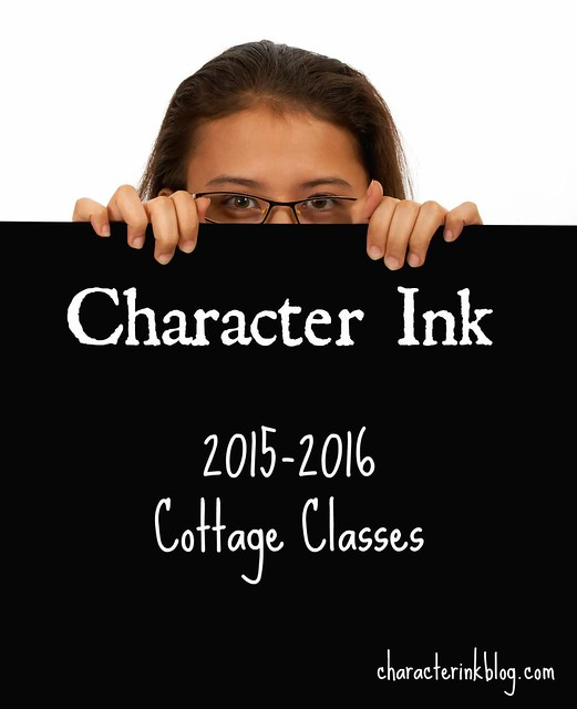 Character Ink Cottage Classes 2015-2016
