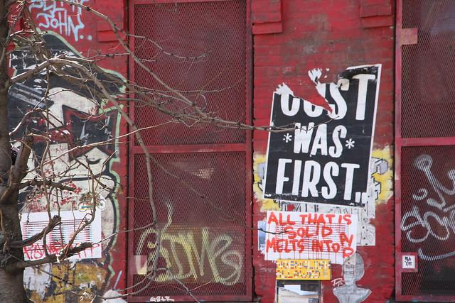 Bushwick Brooklyn, New York EE.UU. (29/03/2015) por Sienna Brown http://www.siempregirando.com/ para URBANARTIMAÑA http://arteanodino.blogspot.de/