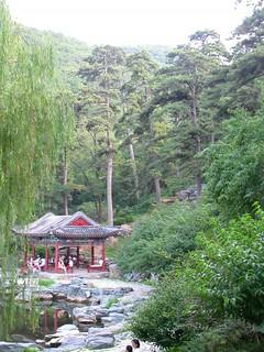 032 Jingcui Hu, lake near Fragrant Hills Hotel, Beijing