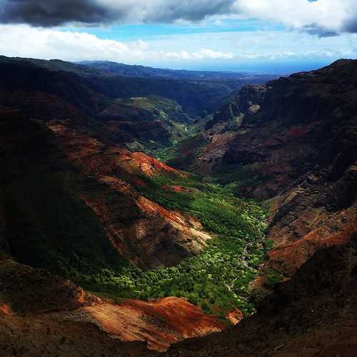 hawaii kauai waimea waimeacanyonkokeestatepark
