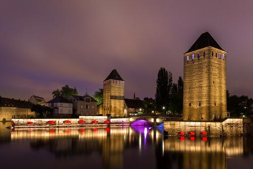 Les Ponts Couverts - Strasbourg