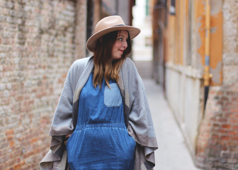The perfect denim dress, Bumpkin Betty