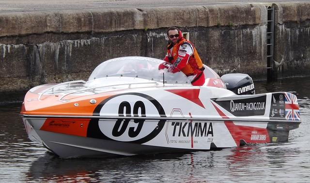P1 Panther Quantum Racing (2) @ KGV Lock 08-05-15