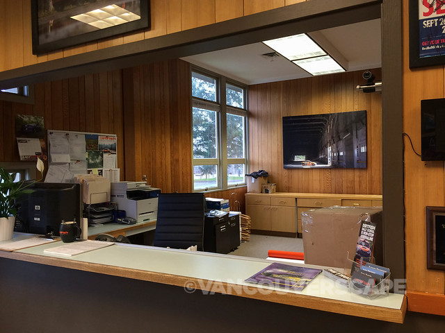 Inside Twin Peaks' sheriff station: Lucy Moran's desk