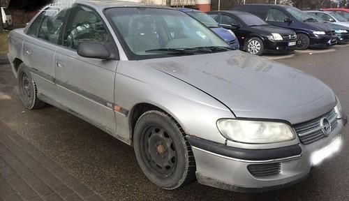 У Дубні знайшли авто, яке 15 років тому викрали зі столиці
