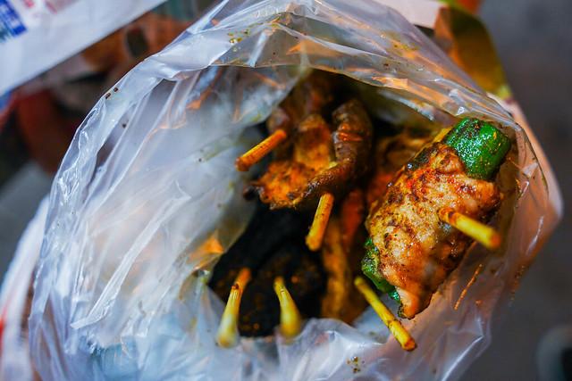 苗栗 竹南–沙茶碳烤,最猛下酒菜–小張碳烤