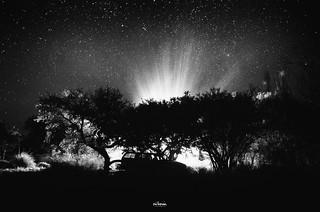 • explosión de estrellas •