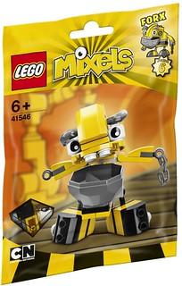 LEGO Mixels 41546 - Forx