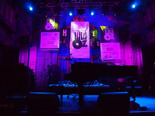 WWOZ Piano Night 2015.