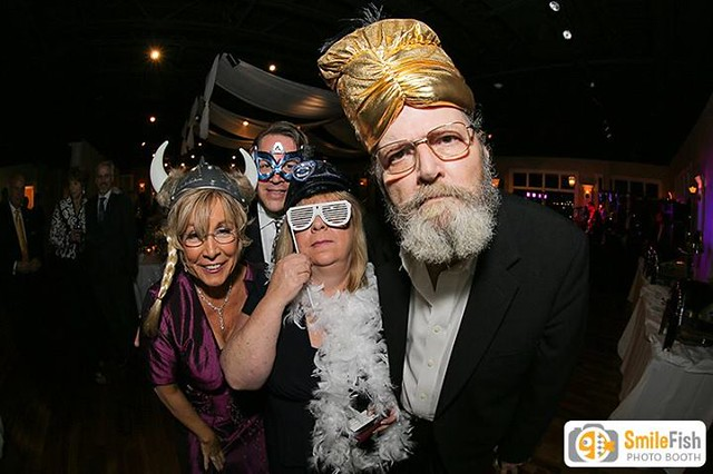 Best photo booth company St. Augustine | The White Room Wedding