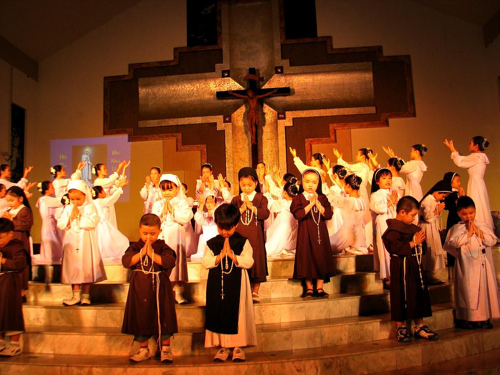 Ngày Cầu Cho Ơn Gọi Đời Sống Thánh Hiến Tại Các Giáo Xứ Do Anh Em Dòng Đa Minh Phụ Trách