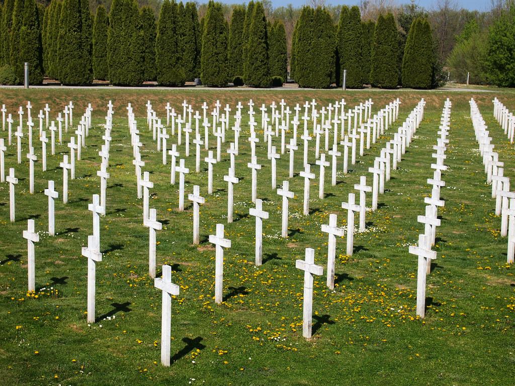 Vukovar cemetery
