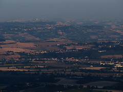 Marche, Italy - Marche landscape #3 -view from Mount Conero CC BY 4.0
