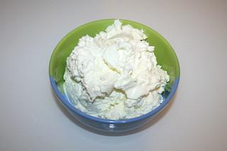 03 - Zutat Magerquark / Ingredient lowfat curd