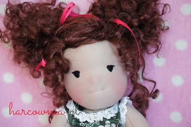 Trying sth new - Emilka my new waldorf doll