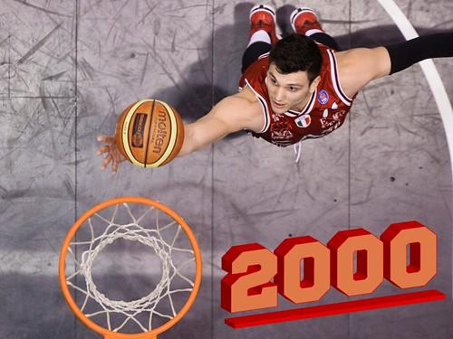 Alessandro Gentile @ 2000!