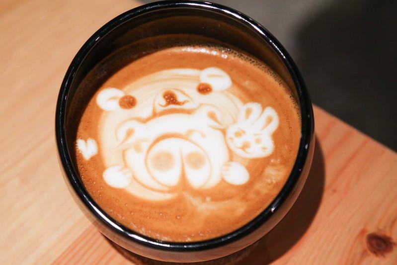 台北安靜咖啡館,咖啡館︱喝咖啡,小米酒咖啡館,小米酒咖啡館菜單,永康街咖啡館 @陳小可的吃喝玩樂