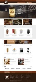 Coffee Opencart ResponsiveTheme