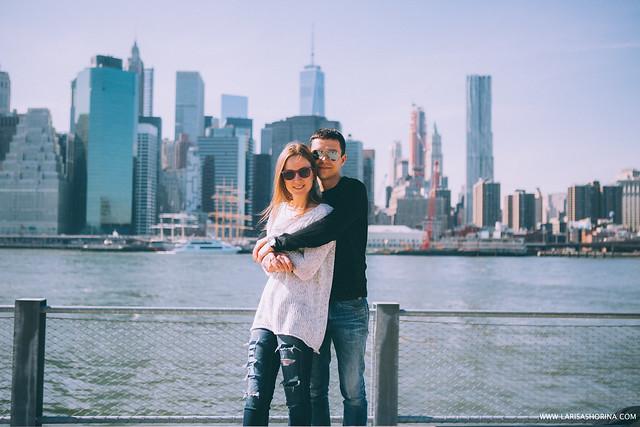 Tanya + Sasha