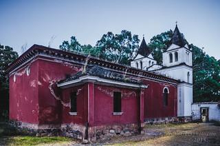 Ecuador Estate Church