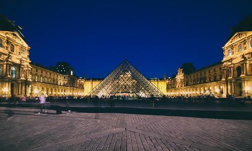 Musée du Louvre, Paris 2011
