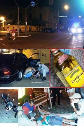 acidente moto carro 25 04