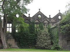 17th-century East Riddlesden Hall  manor house @ Keighley, West Yorkshire, owned by the National Trust