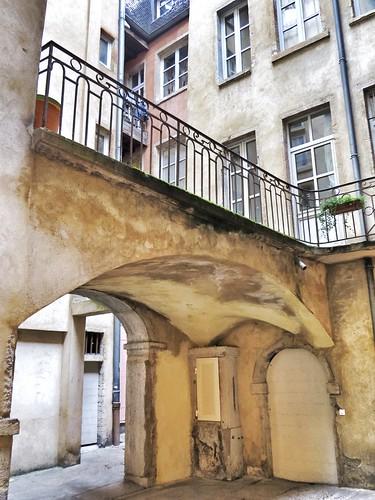 Fotos de Lyon, a segunda maior cidade da França.