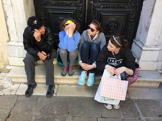 Alan and the Rosen girls