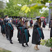 Pacific University Graduate and Professional Programs Commencement 2015
