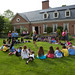 First Lady Frances Wolf, PA Commission for Women Host Girls on the Run Sleepover at the Governor's Residence