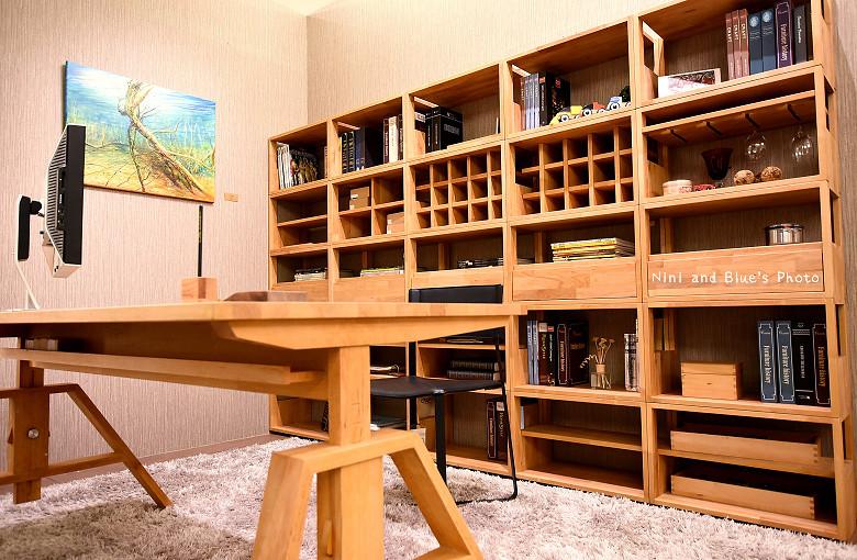 台中環中路家具沙發廚具系統櫃傢櫥周旻虹畫展29