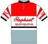 St Raphael - Giro d'Italia 1958