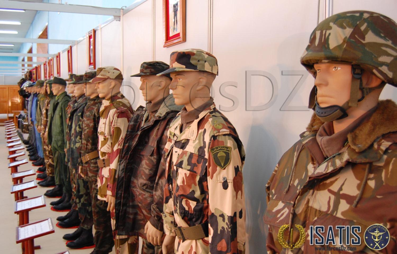 البذلات الجيش الوطني الشعبي الجزائري [ ANP / GN / DGSN / Douanes ]  27739269235_29ba7870cd_o
