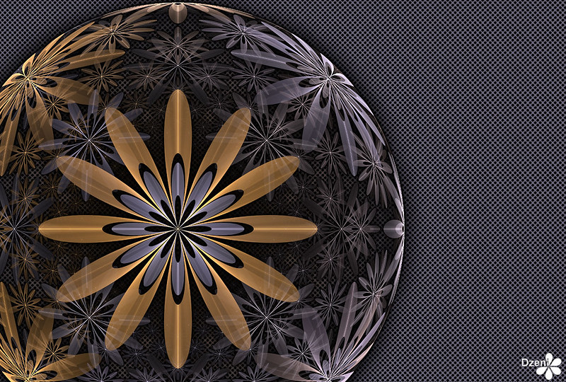 Xmas Flower Ball