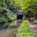 West Portal of Union Canal Tunnel, Lebanon, Pennsylvania