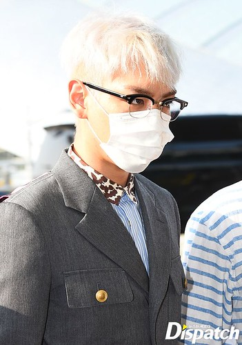 Big Bang - Incheon Airport - 07aug2015 - Dispatch - 09