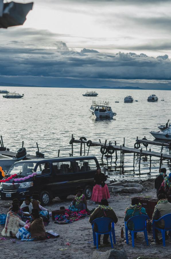 jezioro titicaca copacabana