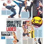 Thu, 26/03/2015 - 13:18 - HT - Urban Street Survival It Is Ladies - Shaolin Kung Fu, SHIELD